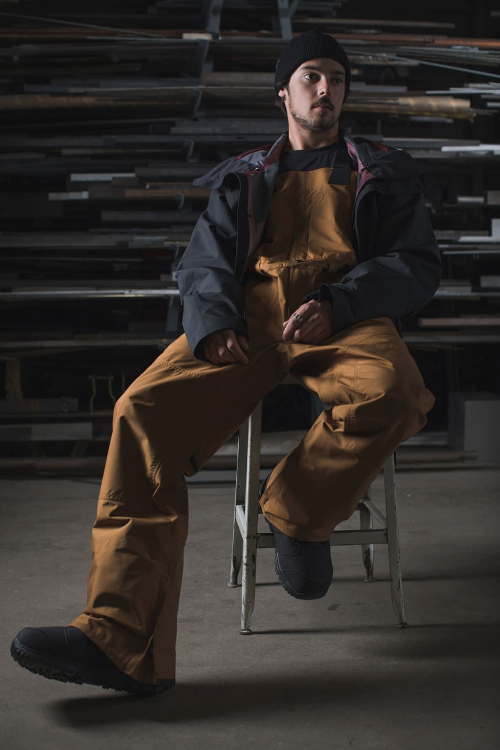 4e3d057e7a Burton   Carhartt WIP Launch Workwear Inspired Collection Built for the  Mountains