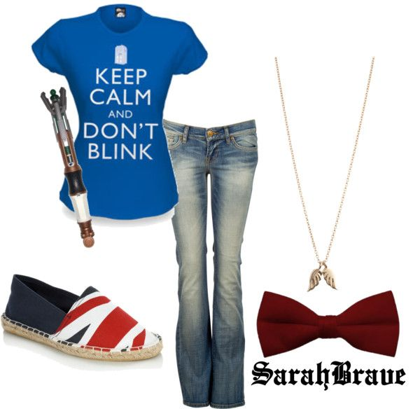 """Doctor Who"" by sarahbrave on Polyvore"