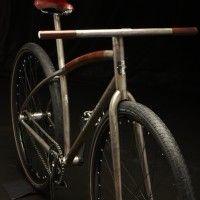 My Dream bike by Naked Bicycles and Design (handmade bike on Quadra Island)
