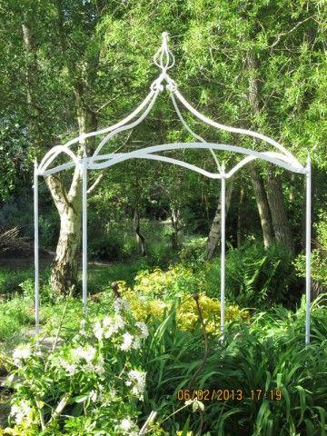 Wrought Iron Gazebo Pergola Garden Arches Iron Pergola Garden