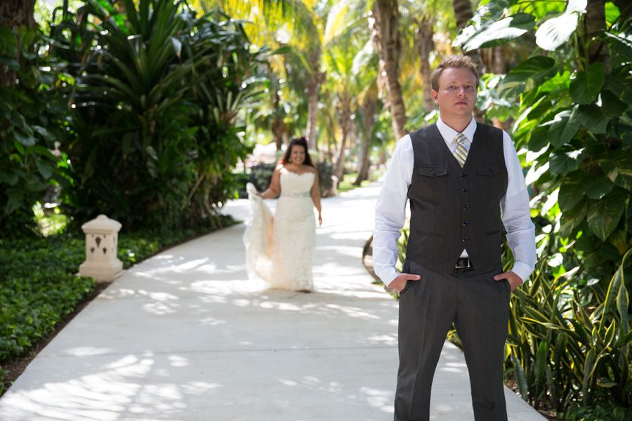 Tropical Destination Wedding in Cancun|Rhiannon