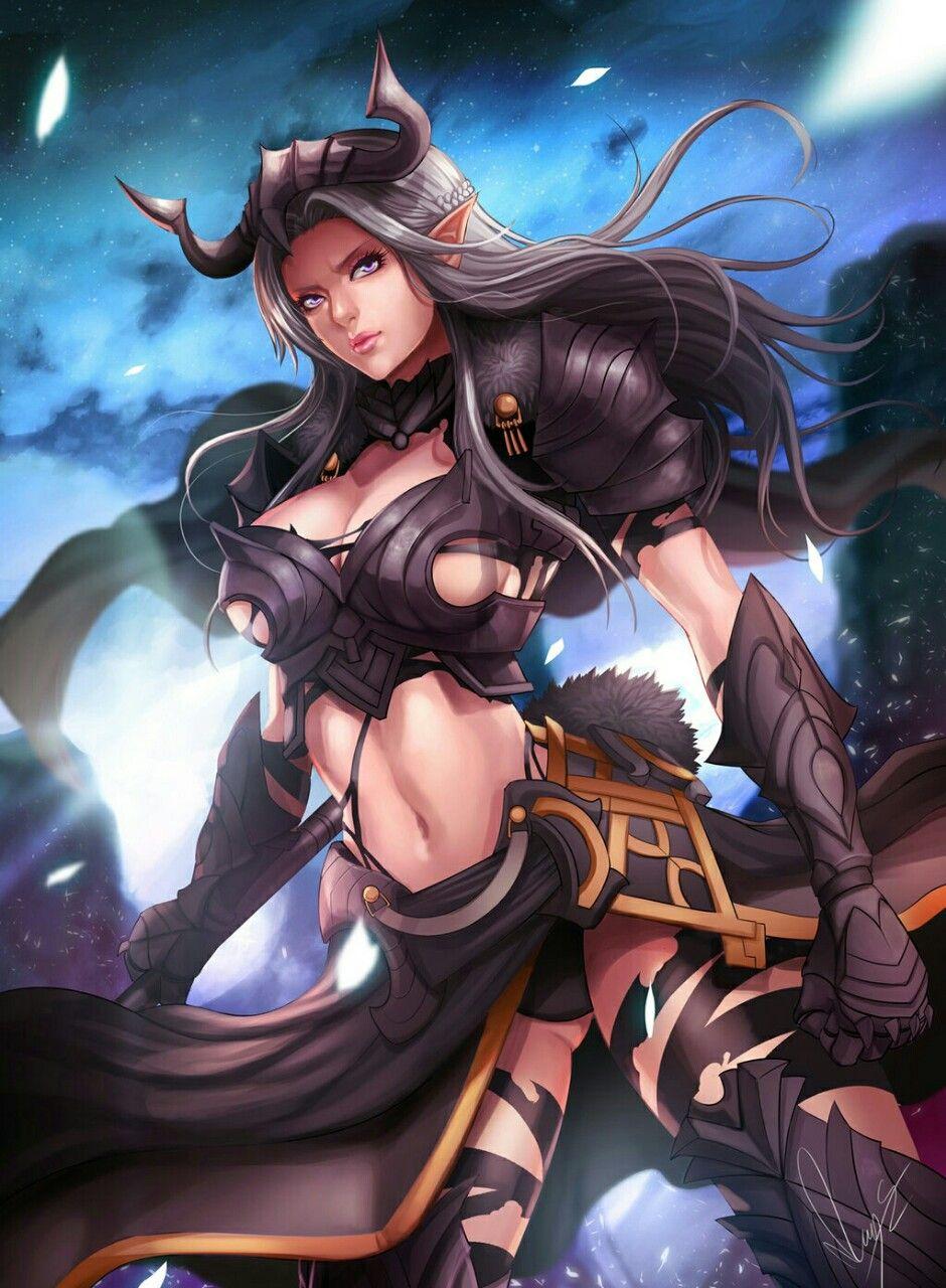 You erotic elf queen fantasy