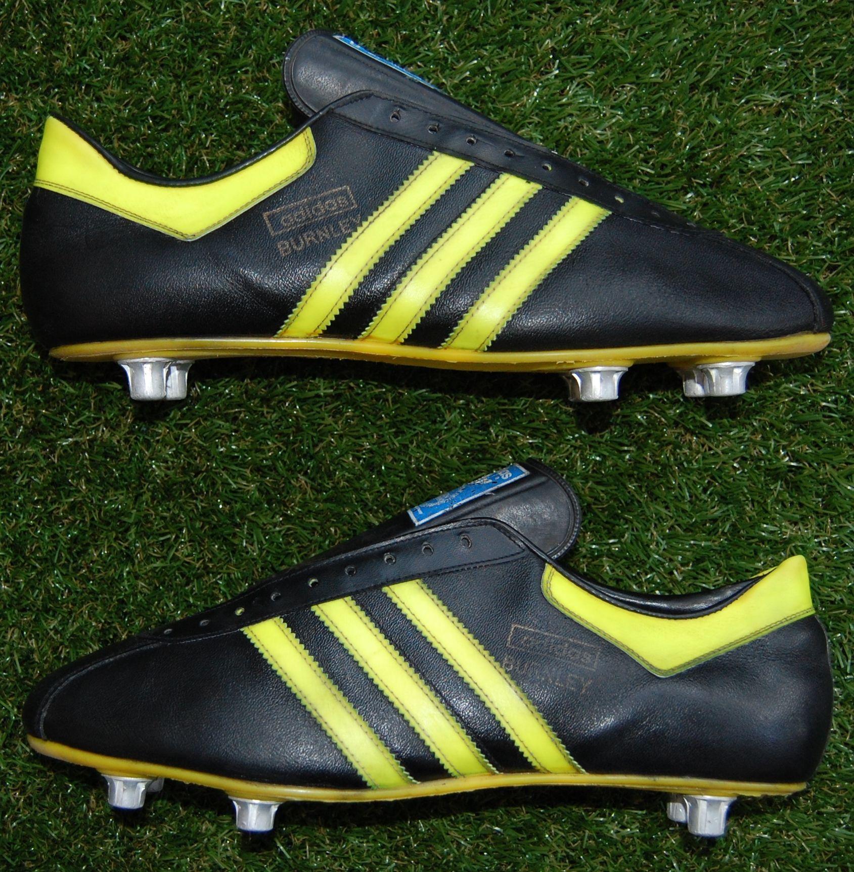 Adidas Burnley Boots.