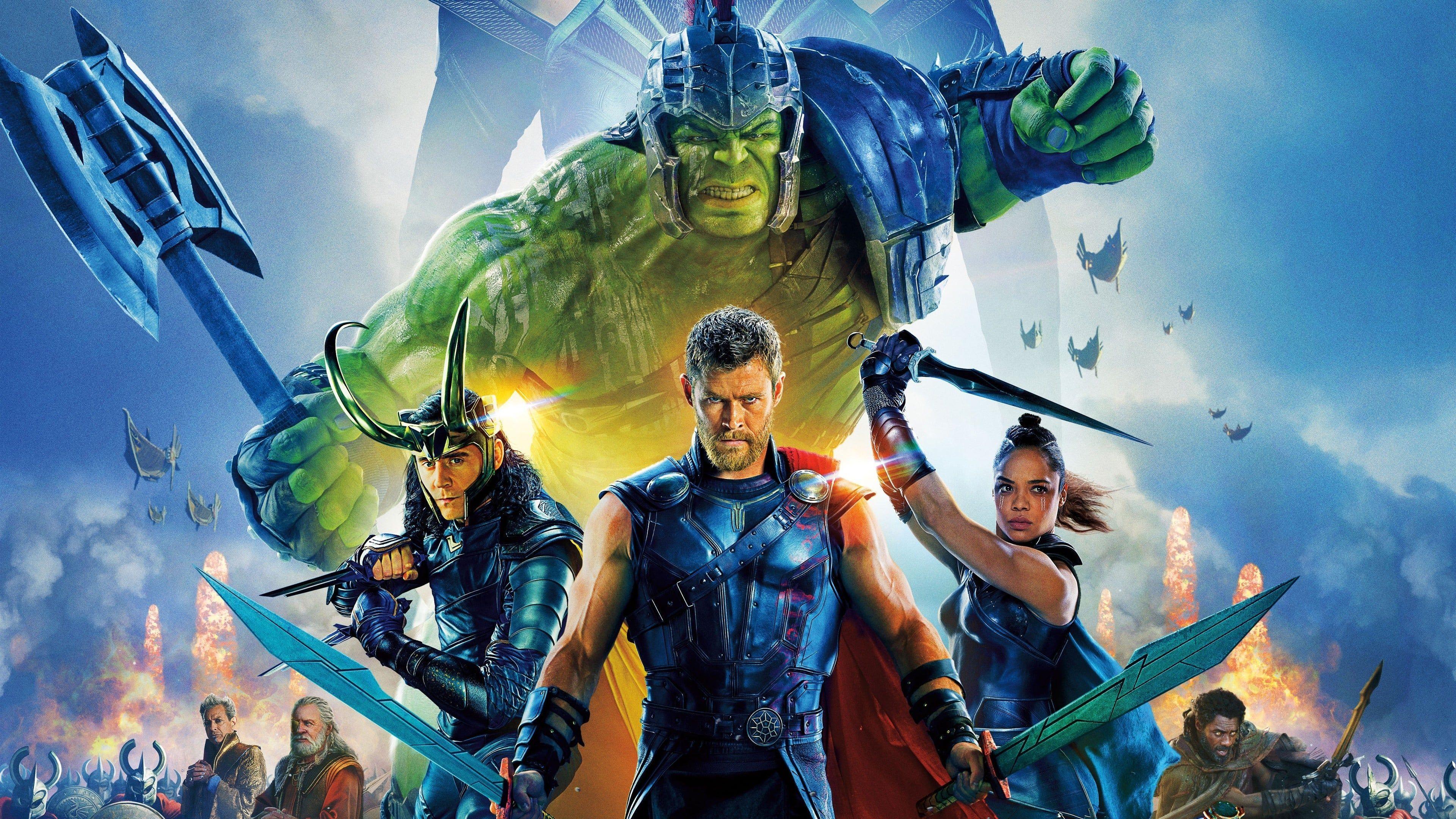 Marvel S Thor Ragnarok Is Now Available To Stream On Disney Plus Using Apple Tv Roku Fire Tv Smart Tvs And Mobi Thor Ragnarok Full Movie Thor Wallpaper Thor