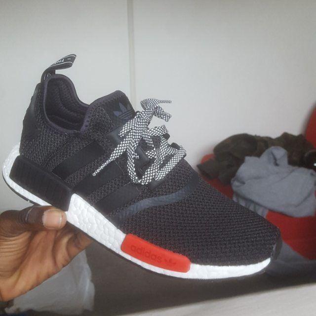 brand new c02a1 1b81b My new beater rockdontstock Adidas Nmd Runner R1 Footlocker exclusive  waksneakers tijoojit