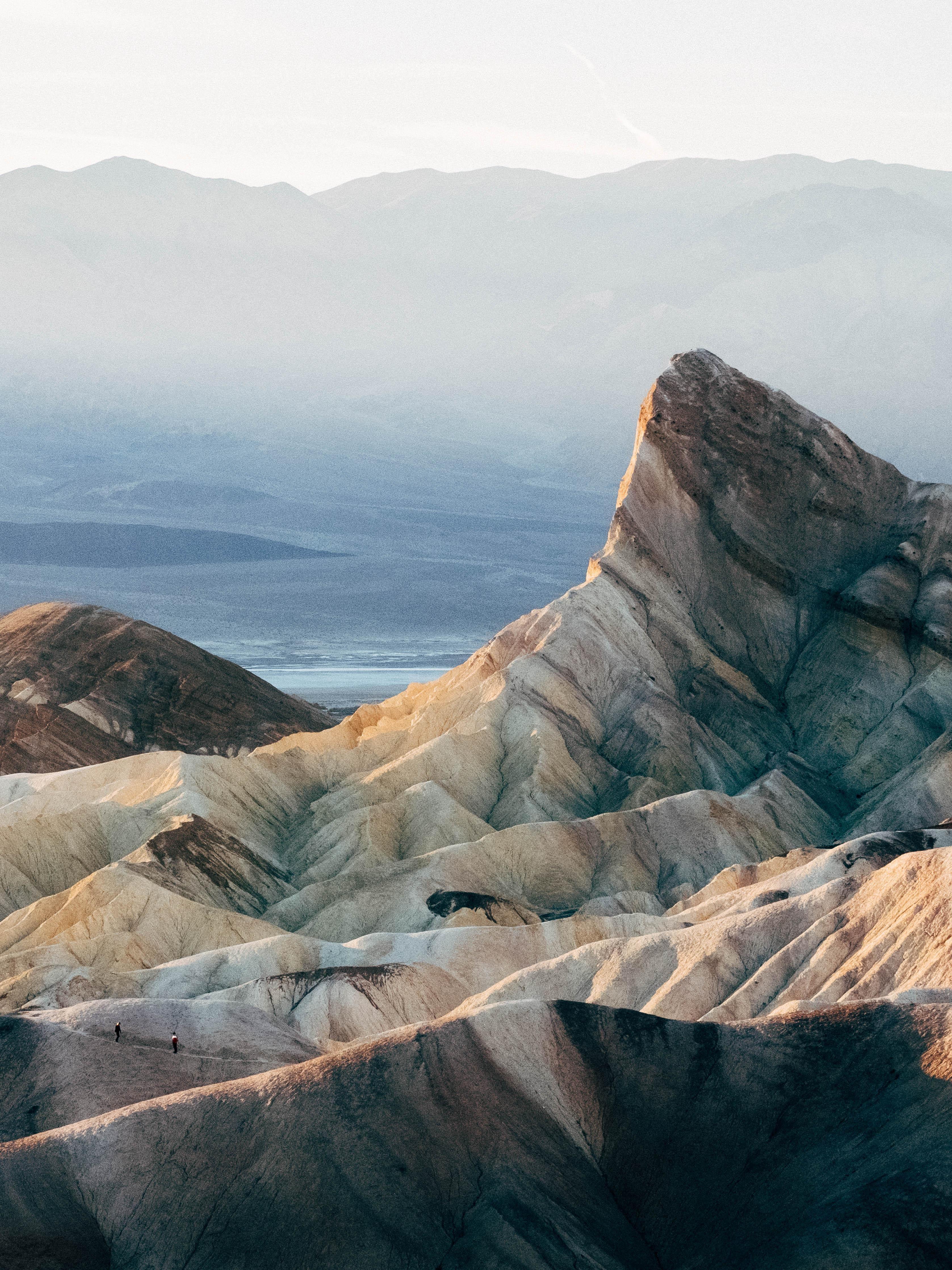 Zabriskie Point, Death Valley National Park [OC][4