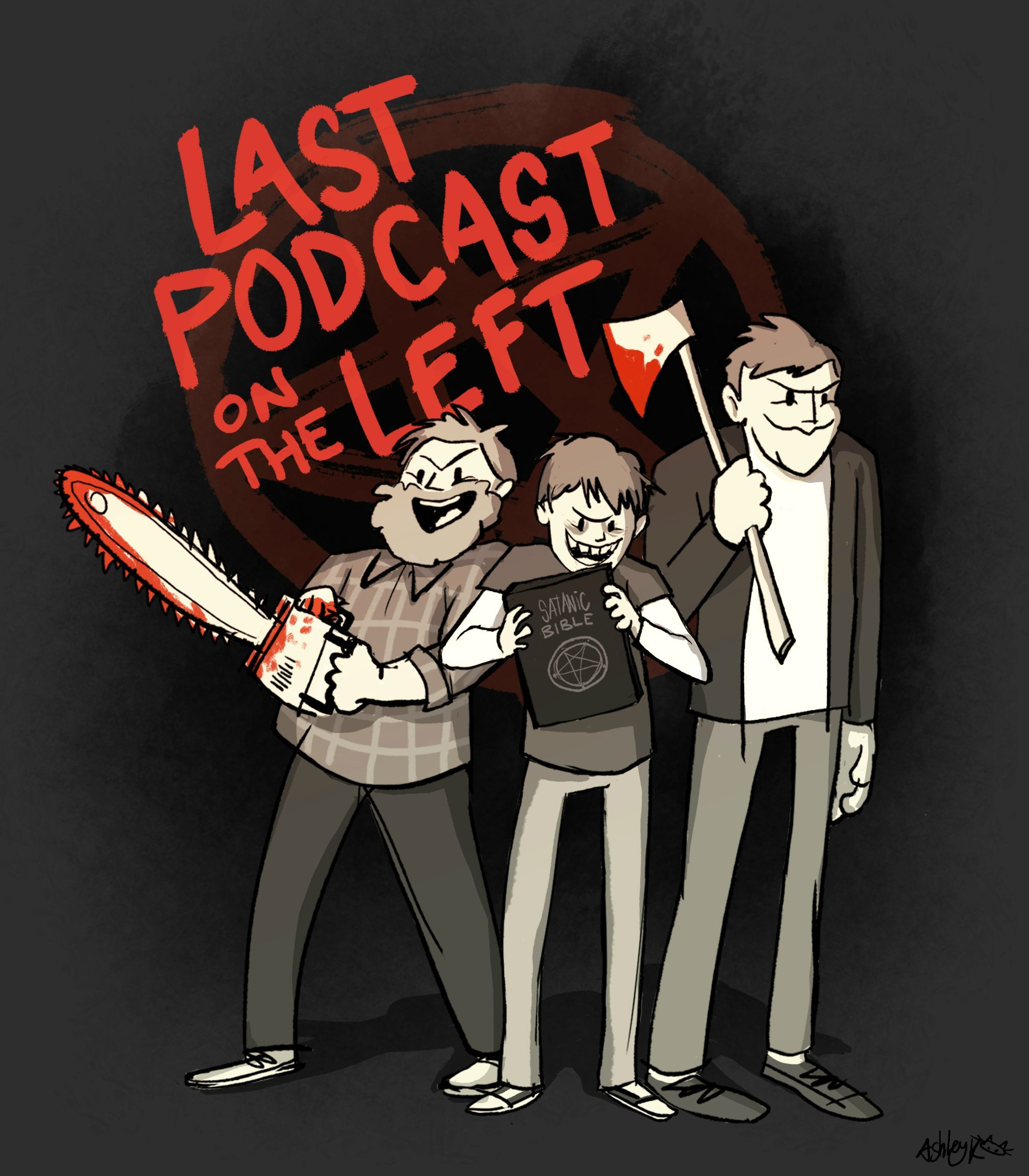 Image result for last podcast on the left fan art (With
