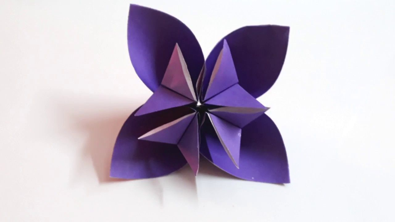 How to make simple paper flowers big paper flowers diy flowers how to make simple paper flowers big paper flowers diy flowers craf mightylinksfo