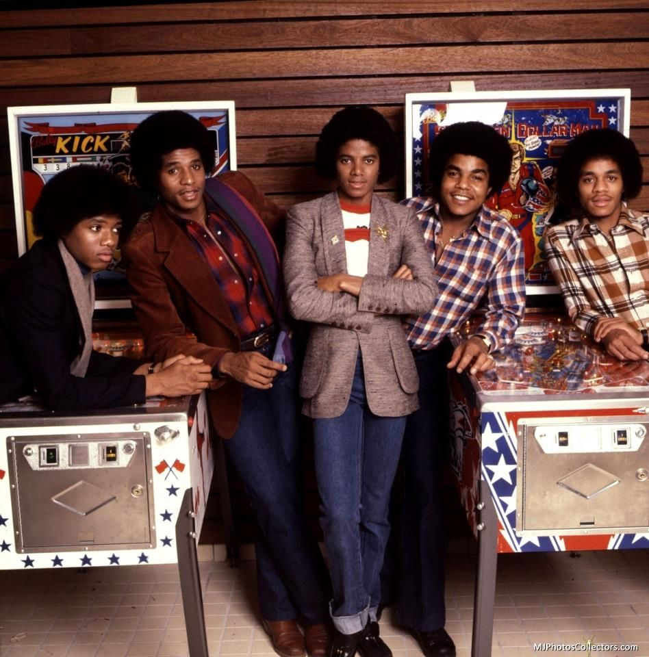 The Jacksons: 1975 to 1984 - Jermaine only came in for the '84 Victory tour - by 1989 The Jacksons line up was Jackie, Tito, Jermaine and Randy. For the 2013 Jacksons Tour the line up was Jackie, Tito, Jermaine and Marlon
