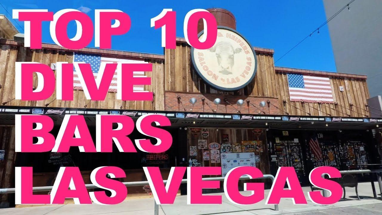 Top 10 Dive Bars in Las Vegas | Las vegas trip, Las vegas ...