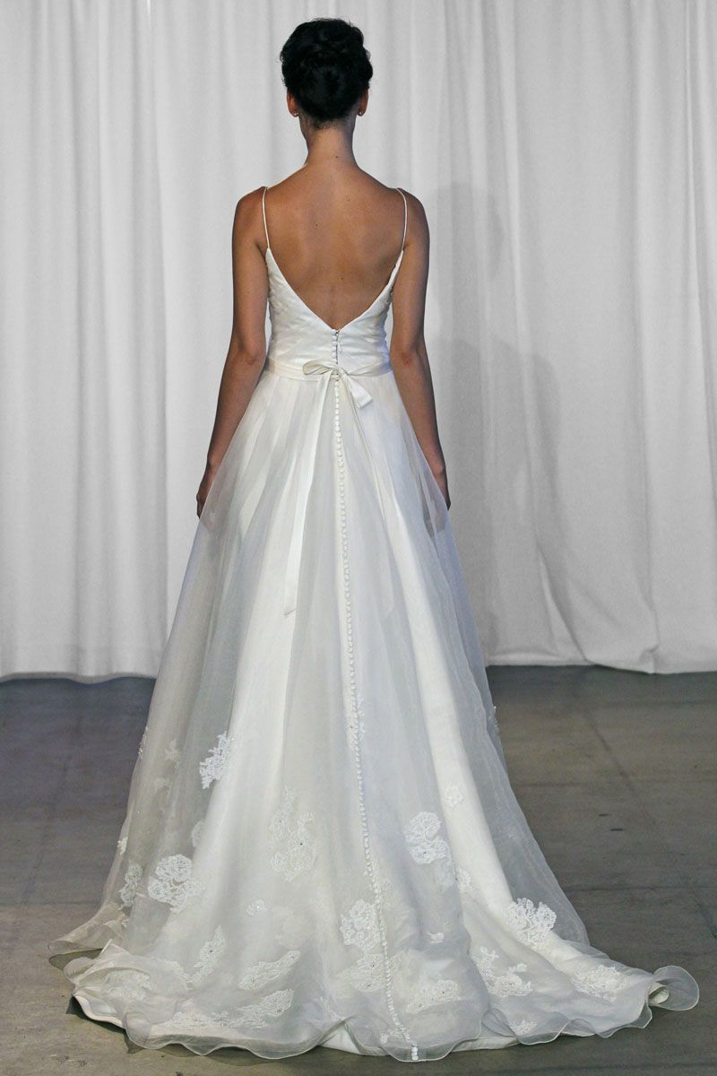 Kelly Faetanini's Reid Bridal Collection | gown