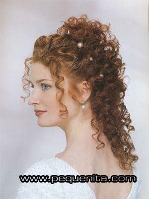 Peinados de boda semirecogidos paso a paso
