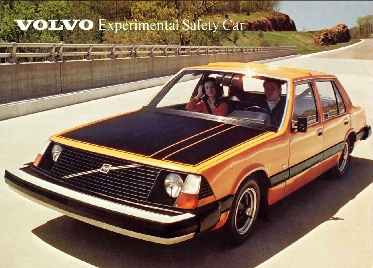 Volvo Volvo 240 Concept Cars