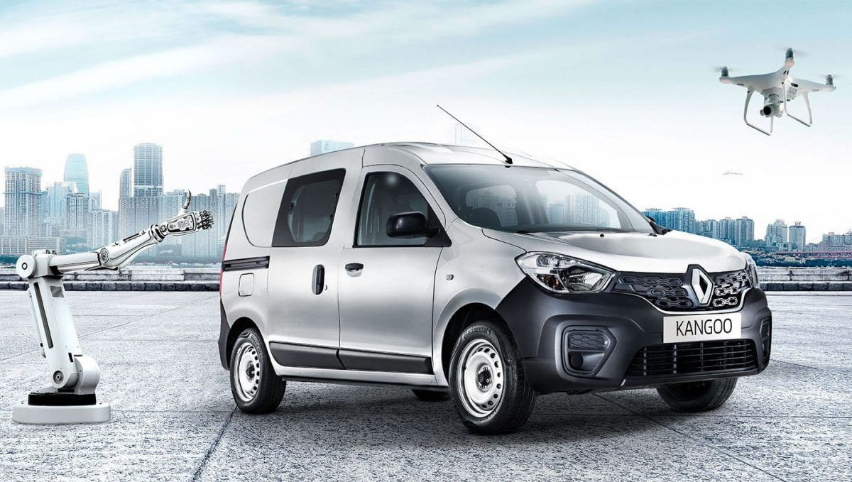 el renault kangoo 2018 ya tiene precios en argentina un dacia dokker remarcado coches pinterest. Black Bedroom Furniture Sets. Home Design Ideas