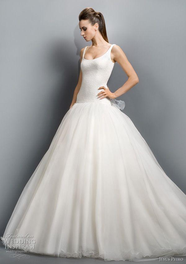 Jesus Peiro Wedding Dresses 2011 Collection | Wedding dress ...
