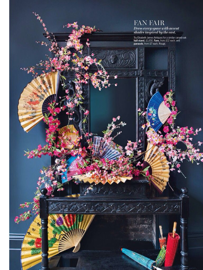 January 2015 living etc Chinese decor, Chinese new year