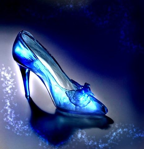 1c9975e980545 Real Glass Slippers Wedding Shoes | How Much Would Cinderella's ...