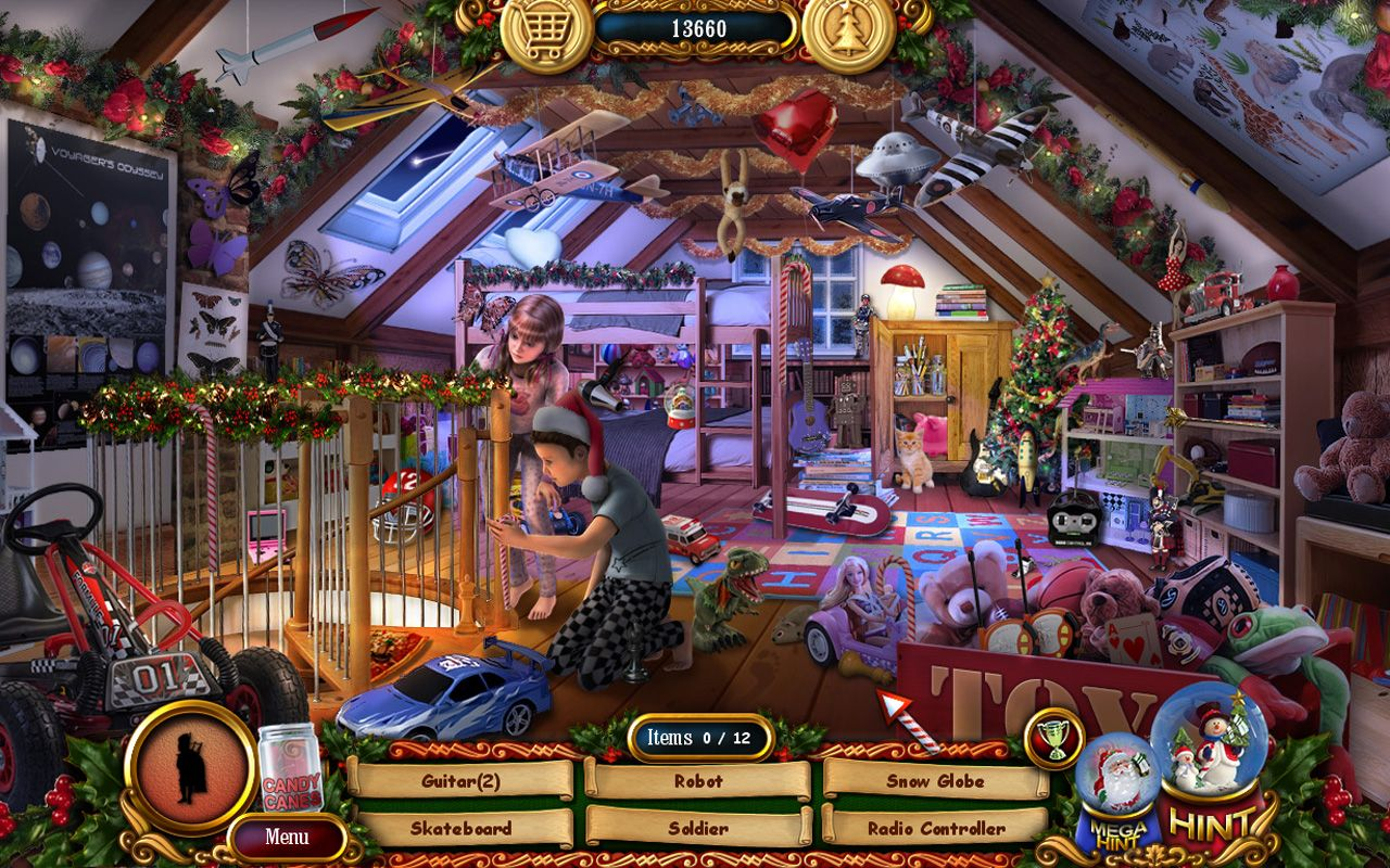 Christmas Wonderland 5 Hidden Object Adventure Game Hidden Wonderland Christmas Game Christmas Wonderland Wonderland Adventure