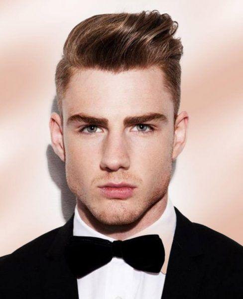 Undercut Hairstyle For Celeb Men
