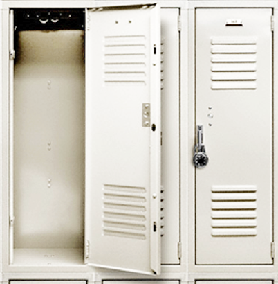 Image Result For Open Locker