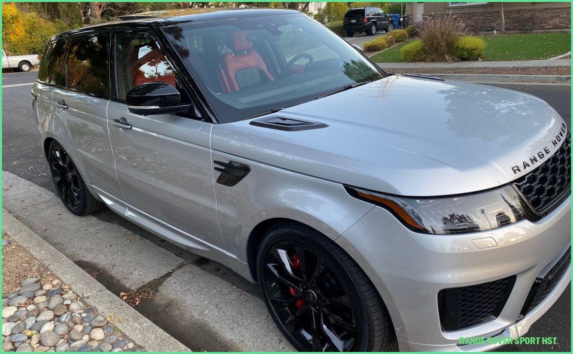 The Reason Why Everyone Love Range Rover Sport Hst range