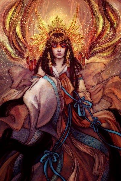 Amaterasu Japanese Sun Goddess Japanese Mythology Amaterasu