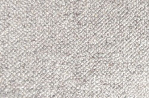 White Berber Carpet 100% Wool Carpet Berber Style Loop Design Cottage