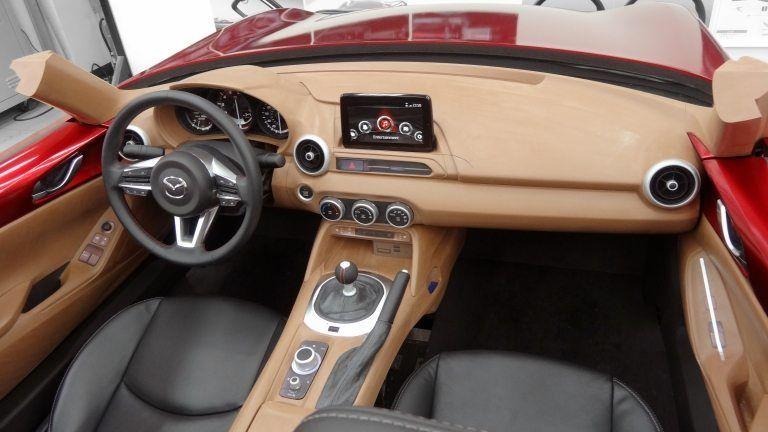 How Mazda Designed The Fourth Generation Mx 5 Miata Part 4 In 2020 Miata Mazda Mazda Mx5 Miata