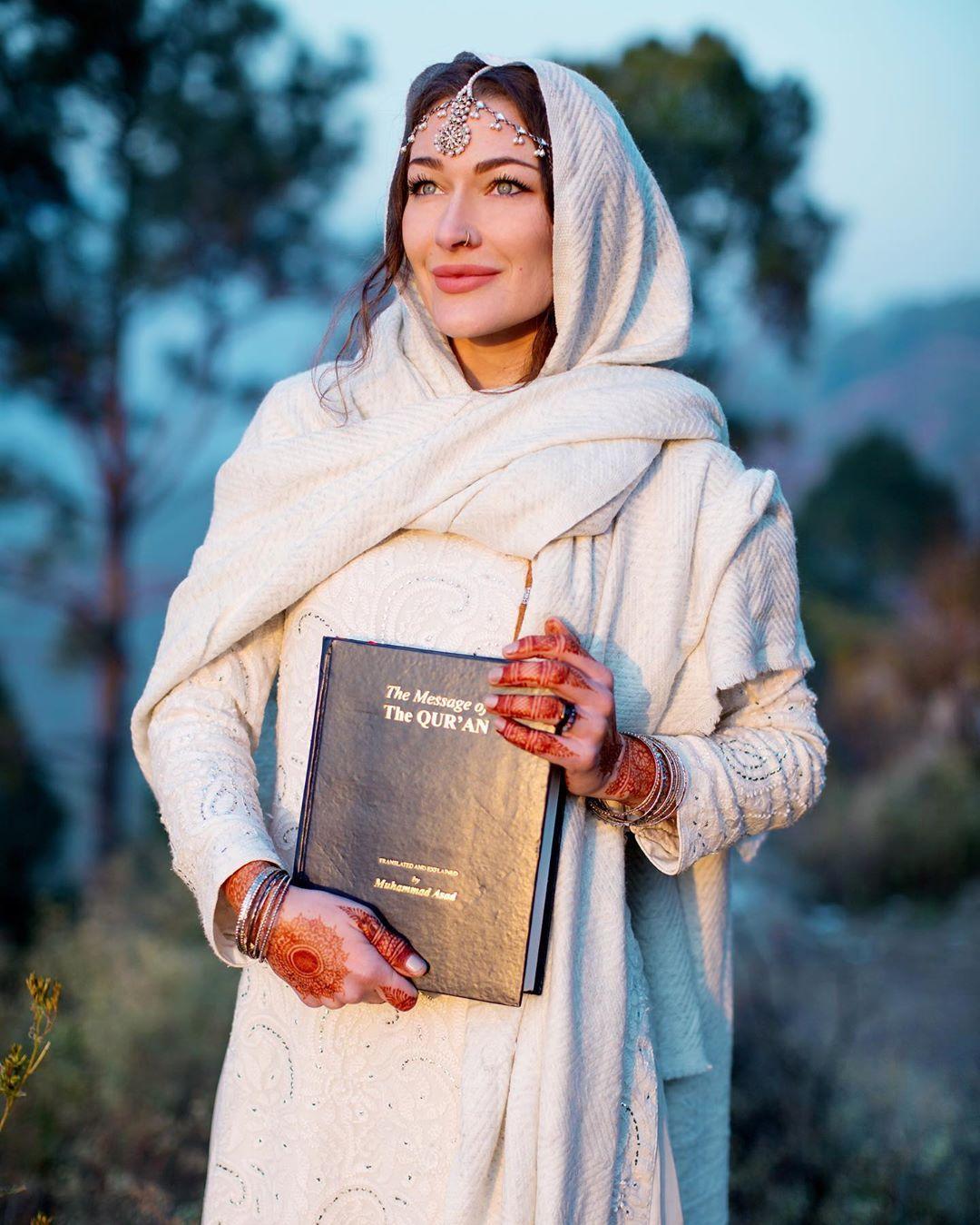 I Converted To Islam   @RosieGabrielle