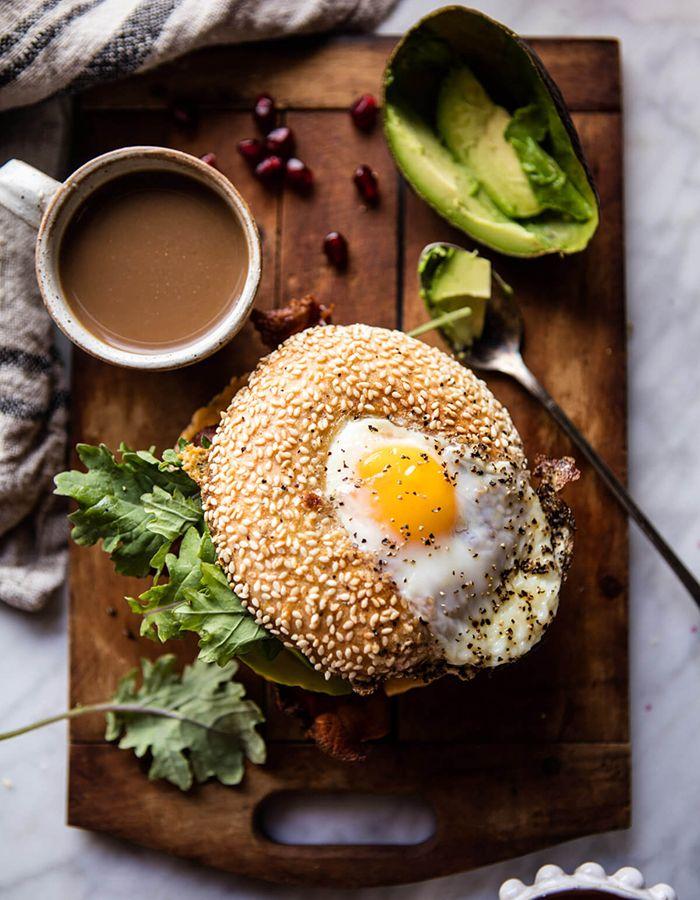 avokado recept mellanmål