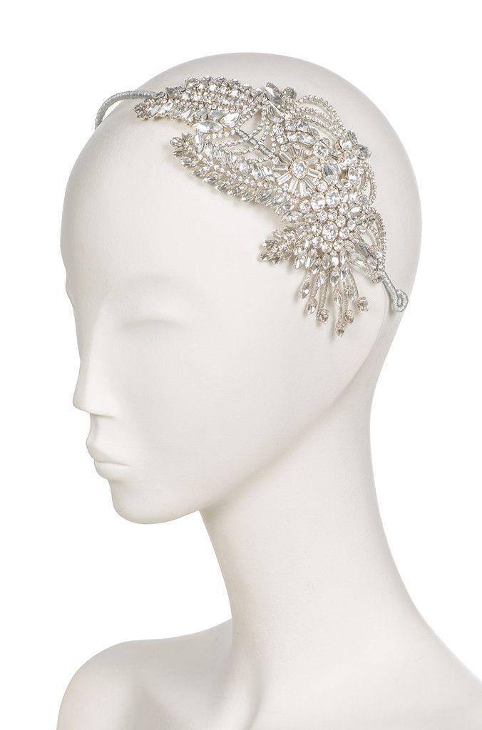 Valentine Headdress Crystal