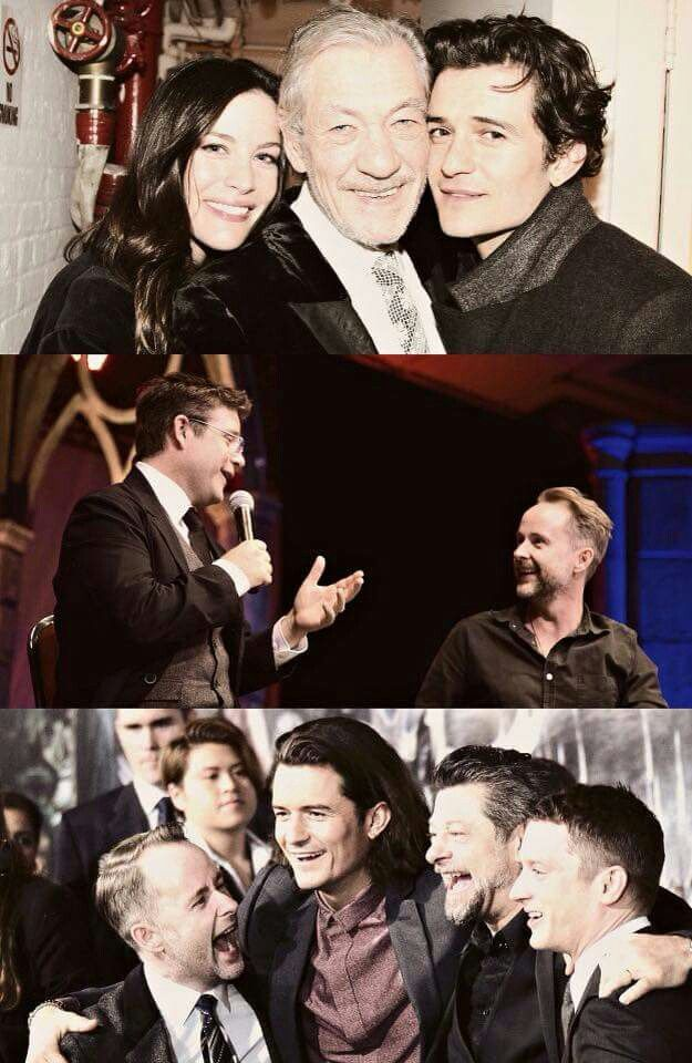 Cast Of Lord Of The Rings The Hobbit Movies The Hobbit Lotr Cast
