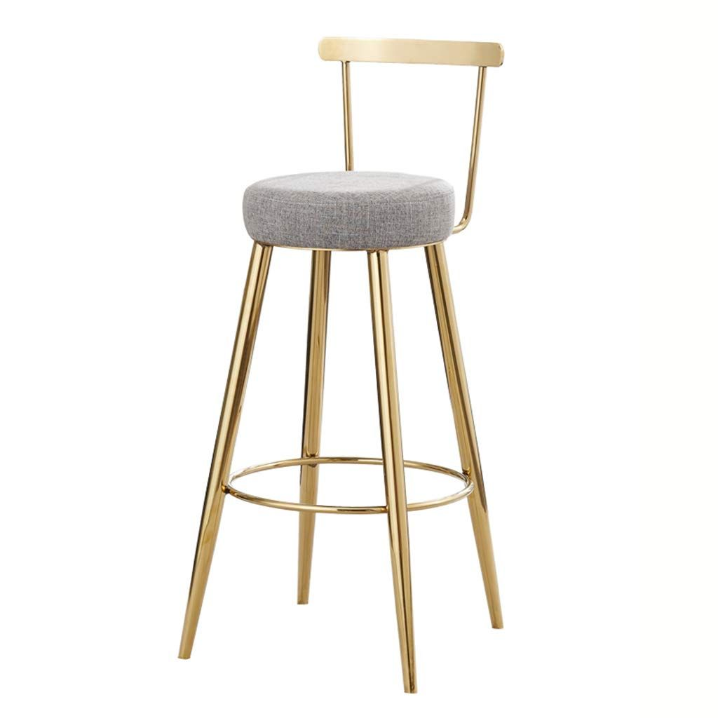 A Fort Bar Stool Cashier Stool Back Bar Stool Stool Home Simple