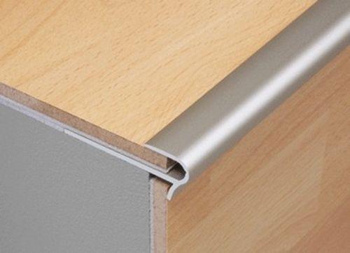 Stair Nosing Step Nosings For Laminate Wood Flooring 2 7m Stair Nosing Floor Edging Stairs Edge