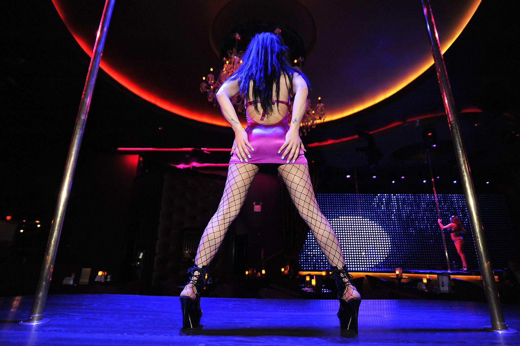 Striptease In Bratsk