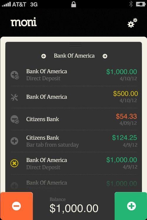 Pin on UI→Banks & Money Transfer