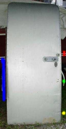 Avion Trailer Camper Door With Screen Door 1960s 350 Tct Classifieds For Sale