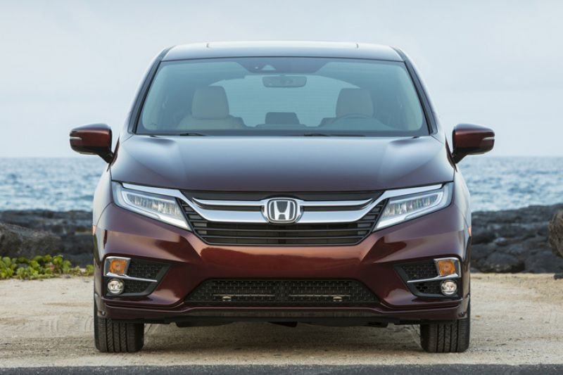 2020 Honda Odyssey Changes Specs Type R Model 2019 Best Minivan Mini Van Honda Odyssey Honda