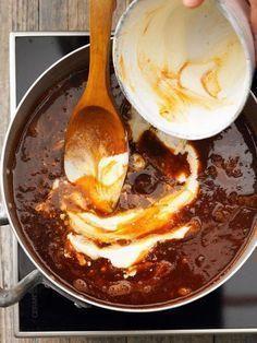 Gulasch: Das perfekte Rezept #sourcream