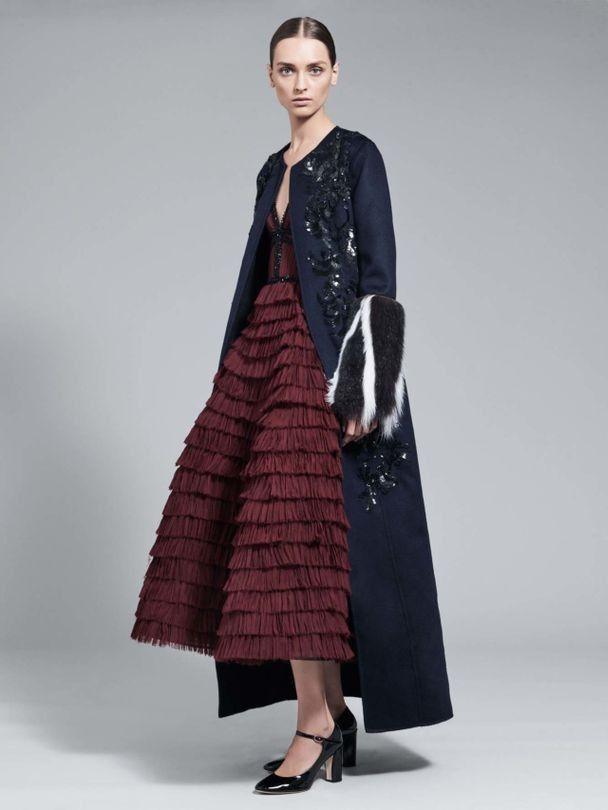 J Mendel ready-to-wear autumn/winter '17/'18 - Vogue Australia