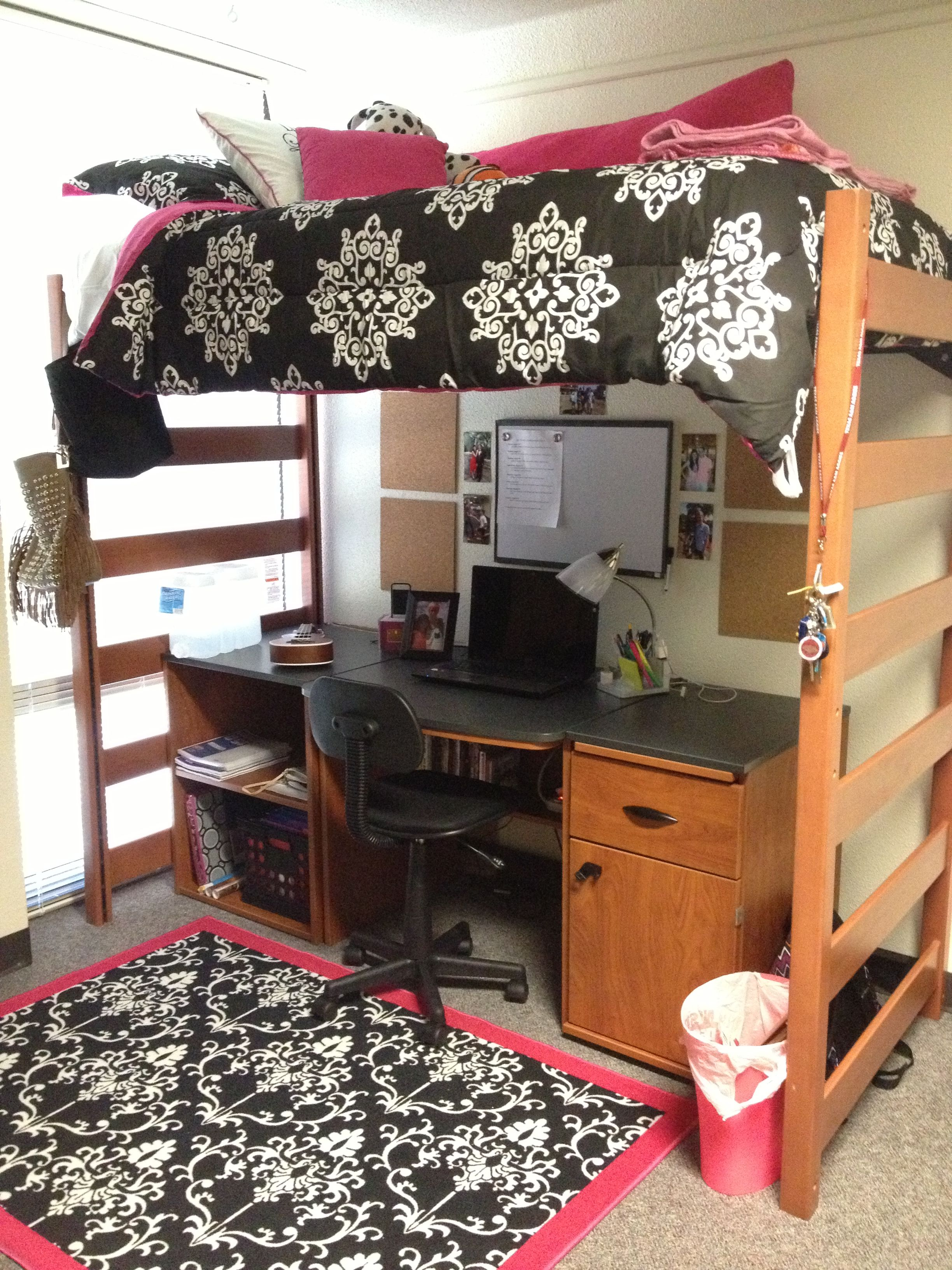 Dorm Room Styles: Dorm Room Inspiration, College Dorm