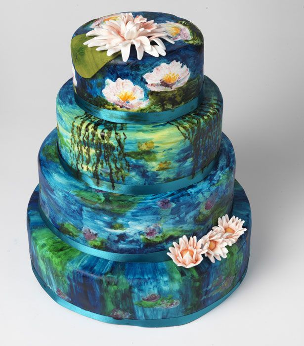 British Bakers Create Cake Art For All Cakes Cake