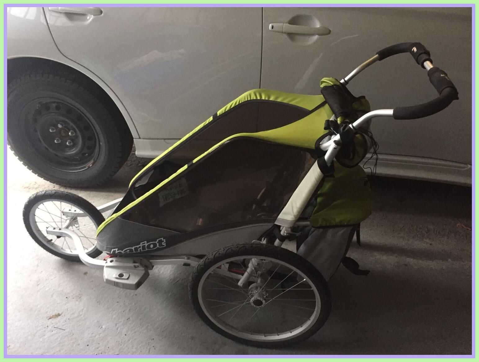 Thule Urban Glide Sport Stroller by Thule Child Transport