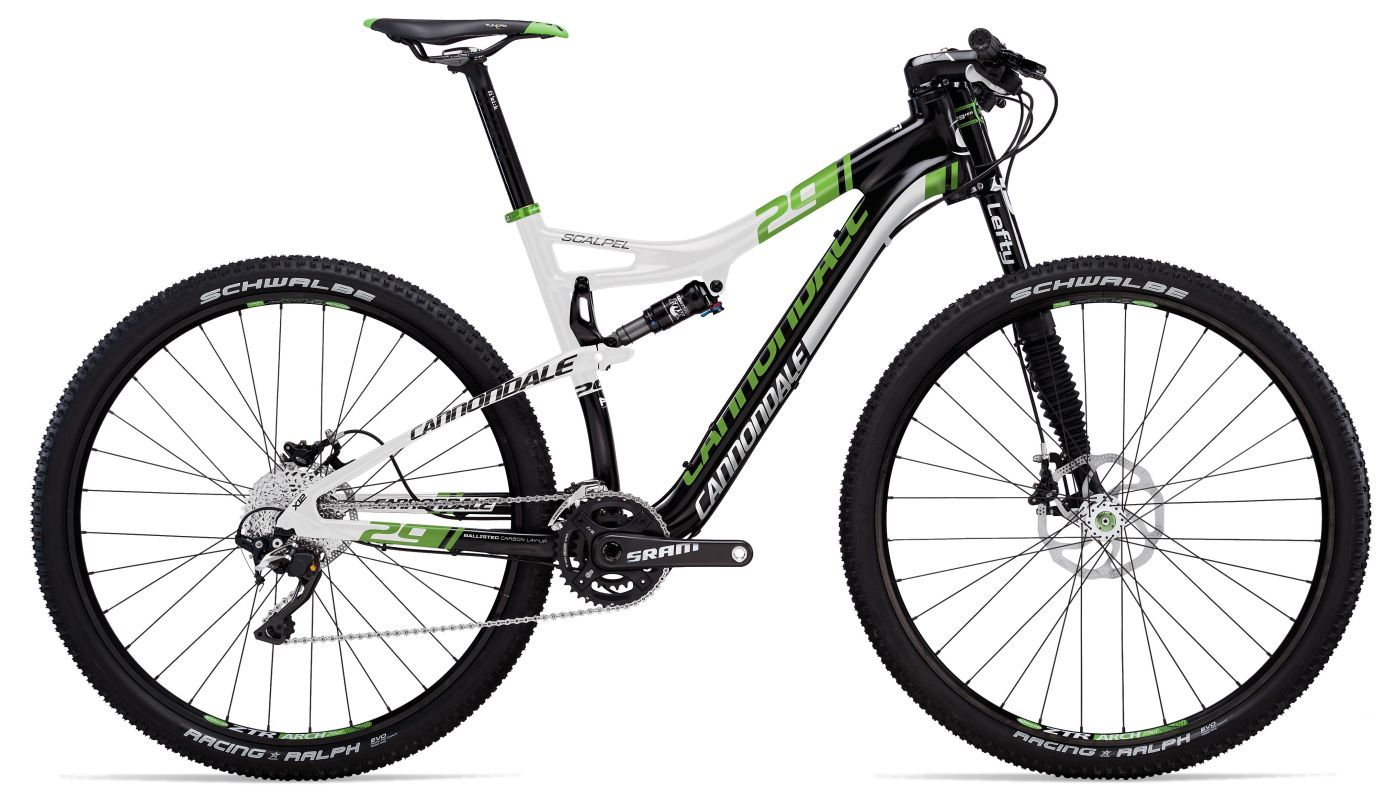 Cannondale Scalpel 29er - It's crazy how much I need one of these.