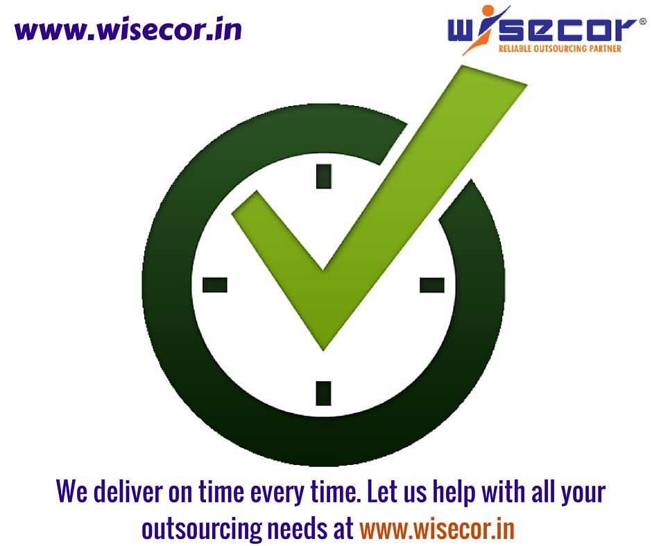 On time delivery guaranteed! Visit http//www.wisecor.in