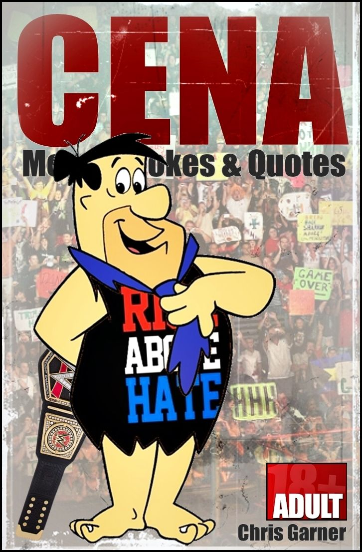 JOHN CENA: Best Memes, Jokes & Quotes in One Kindle  THE CHAMP IS HERE?  Well then, it's time we laugh!!!   If you're checking out this book You are clearly a fan or a hater of JOHN CENA   Well it's time to take a different approach and laugh from our beloved WWE super hero!   I encourage you to take a leap of faith and download  this great and funny comedy book, which You wont regret!