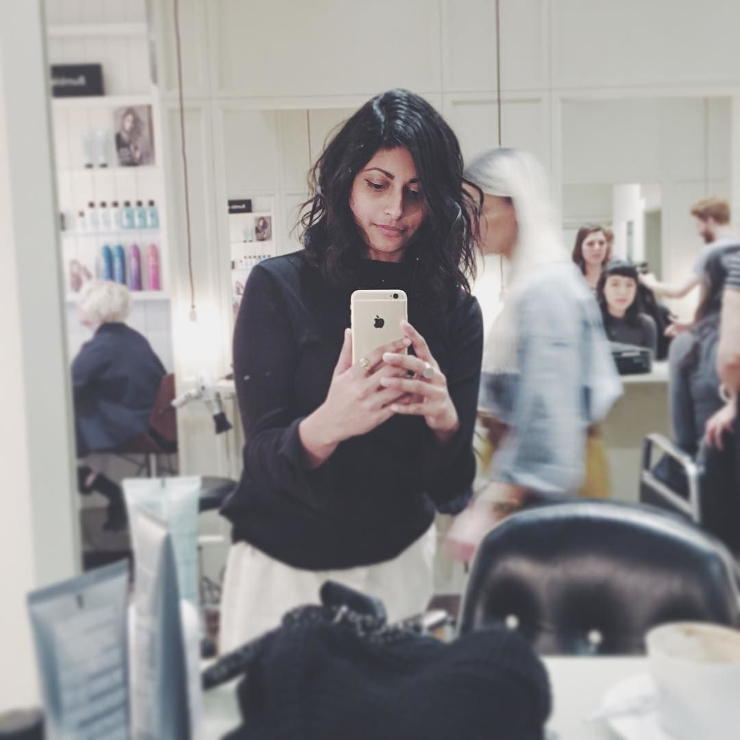 / #haircut #radiosalon by world_of_shanu