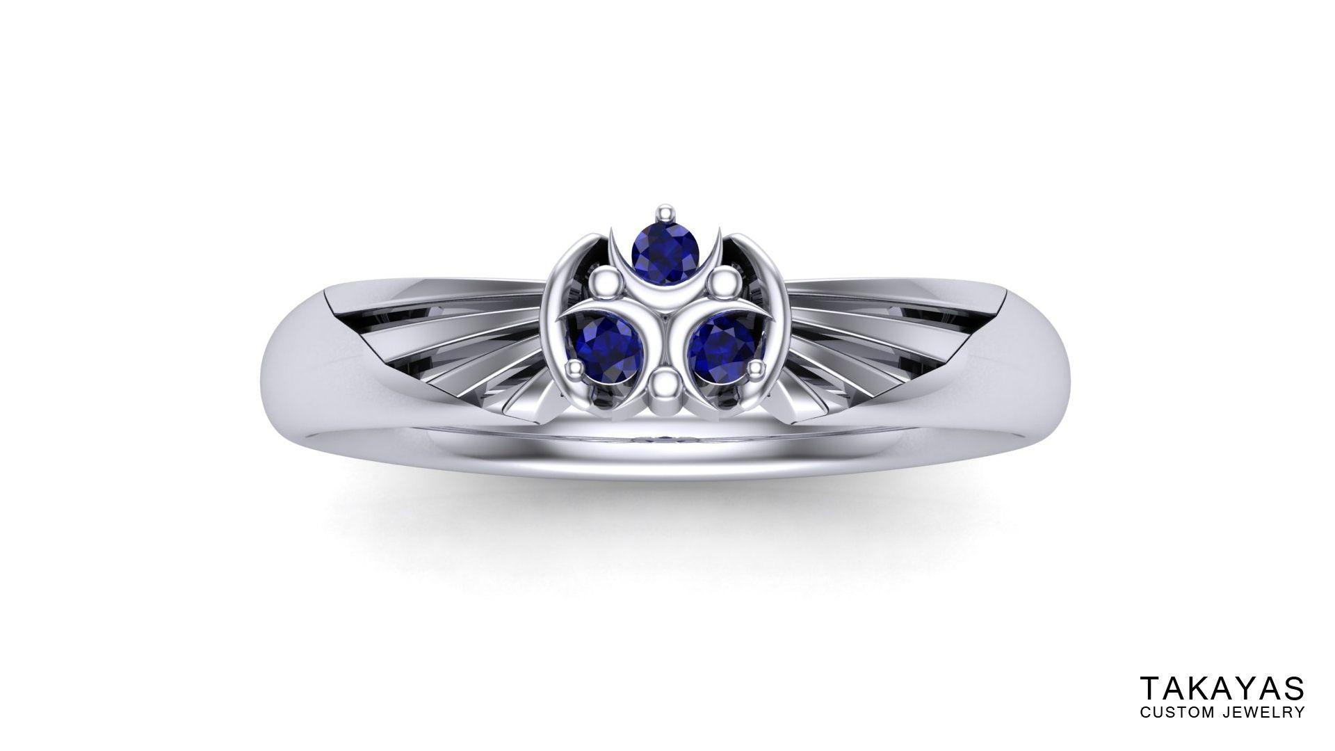 Legend Of Zelda Spiritual Stones Ring Collection Takayas Custom Jewelry: Spiritual Stones Zelda Wedding Rings At Websimilar.org