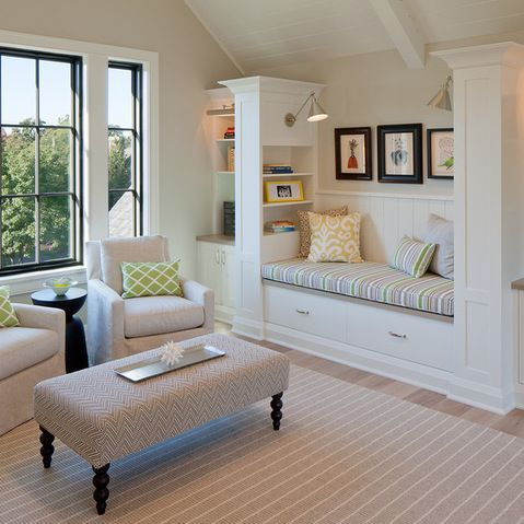 Den Living Room Library Bench Day Bed Sw Design Ideas Pictures Fair Den Living Room Decorating Design