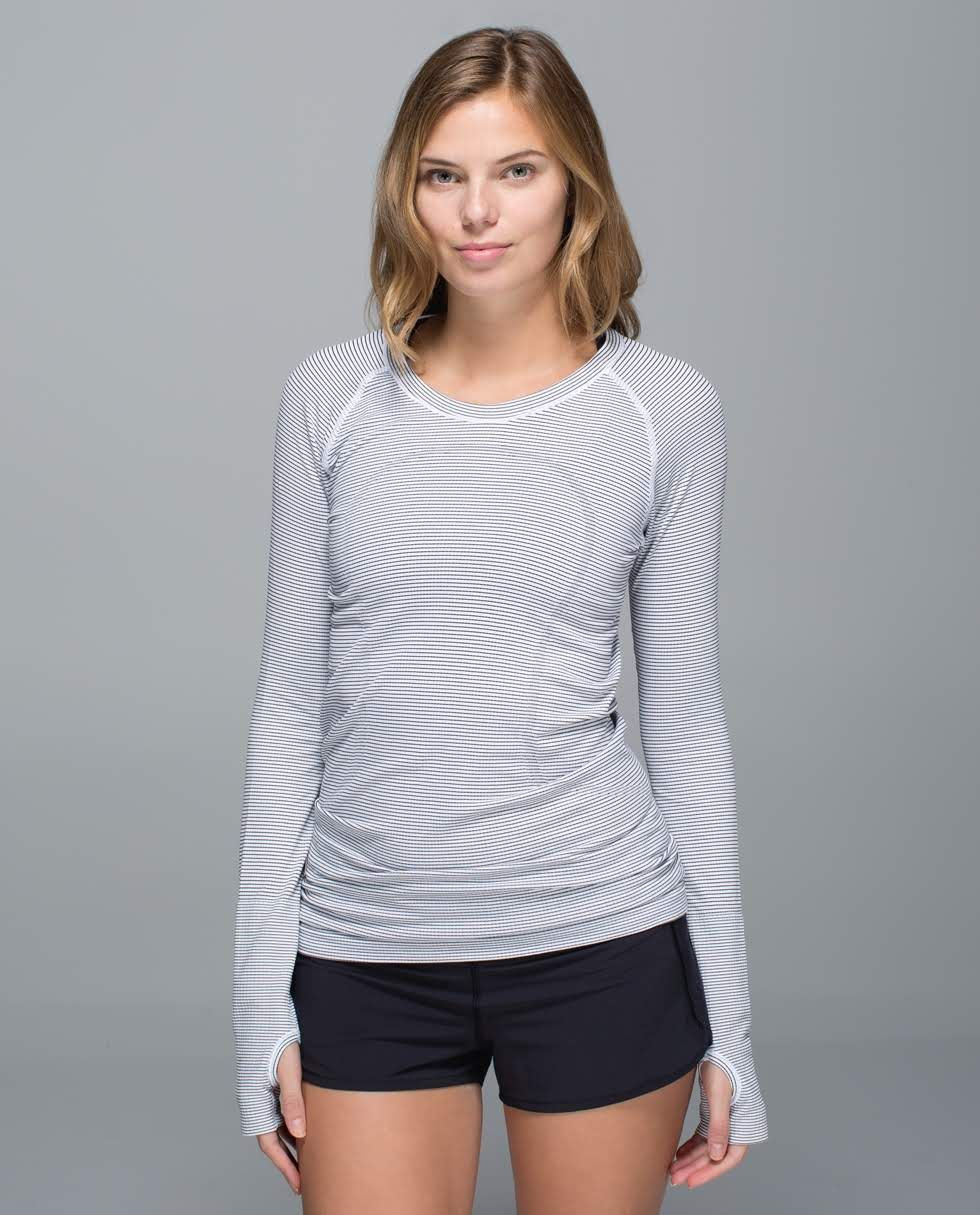 Run Swiftly Tech LS*Crew SIZE 6 Fitness fashion outfits